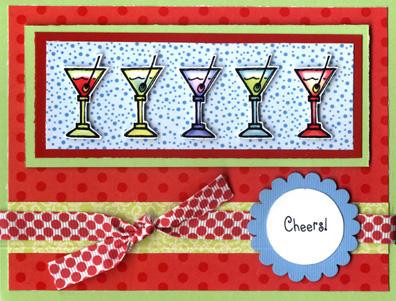 Martini card 2