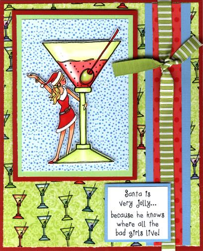 Martini card 1