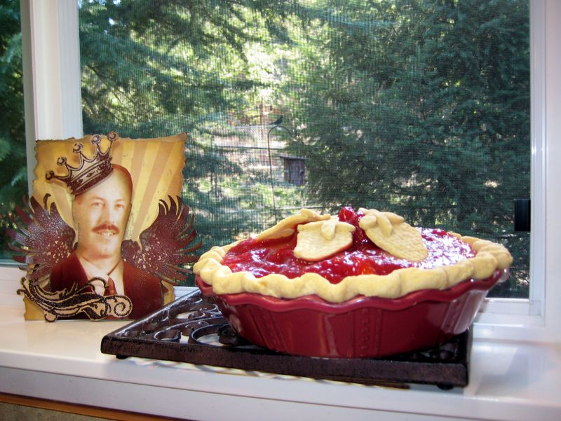 Pie Window