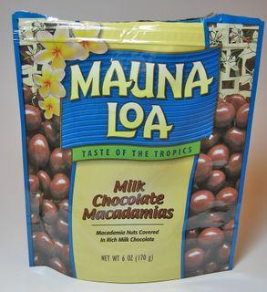Mauna Loa bag full