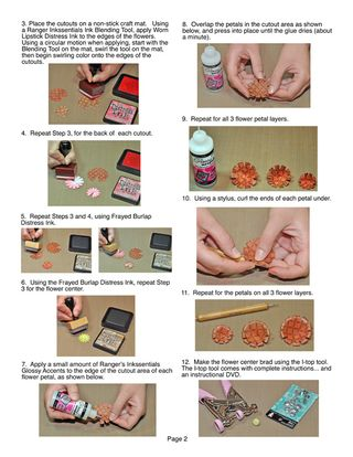 Flower Tutorial pg2