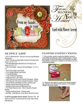 Flower Tutorial pg1