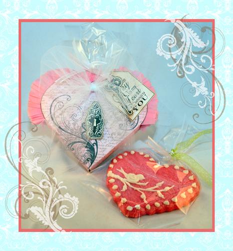 Darcies Valentine Box
