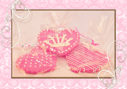 Darcies Valentine Cookie