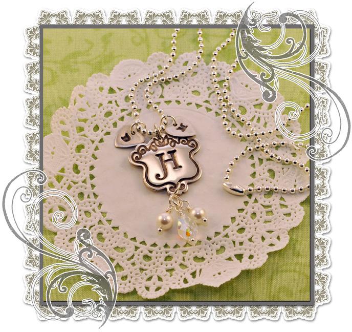 Darcie Silver Necklace