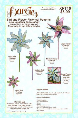 Darcies Pinwheel pattern