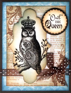 Kingston Owl Be Queen