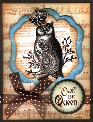 Owl Be Queen
