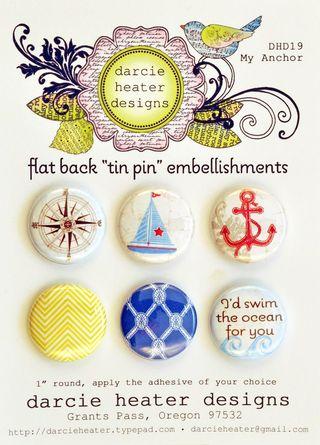 Tin Pins