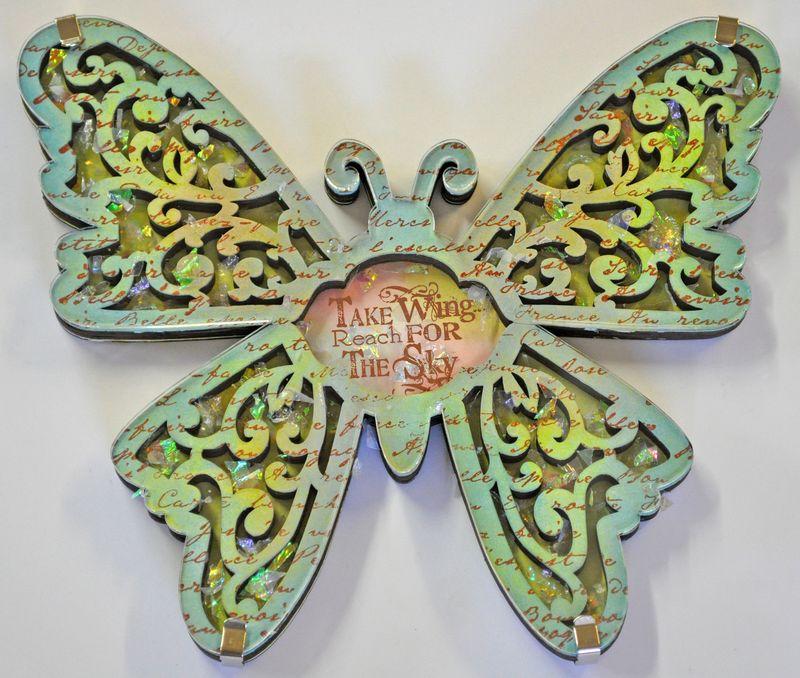Darcie Butterfly 22
