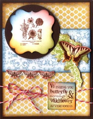 Wishing Butterfly Mornings