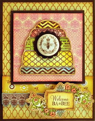 Beehive Card